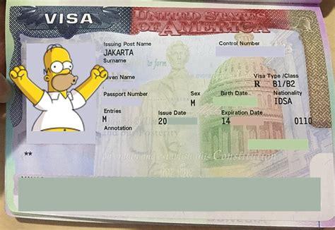 membuat visa amerika cara mengurus visa amerika
