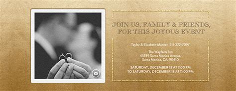 free marriage invitation card maker wedding invitations with rsvp tracking on