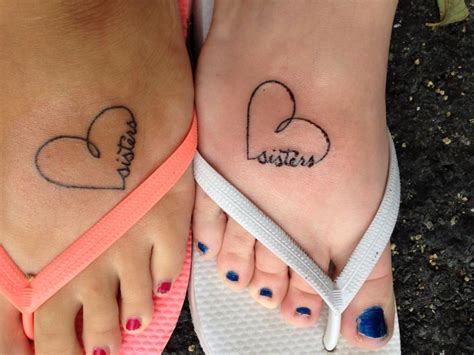 pictures of sister tattoos matching tattoos designs ideas and meaning