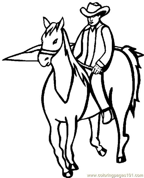 coloring pages of horse riding horse riding coloring page 02 coloring page free others