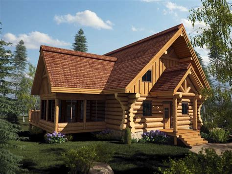 Construire Sa Maison En 3d 3571 by Log Homes And Timber Frame Portfolio Harkins Ca