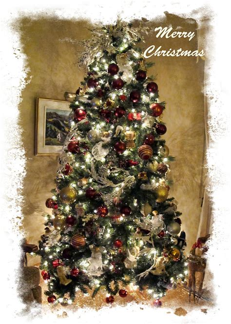 decorating a christmas tree to look old fashioned fashioned tree design