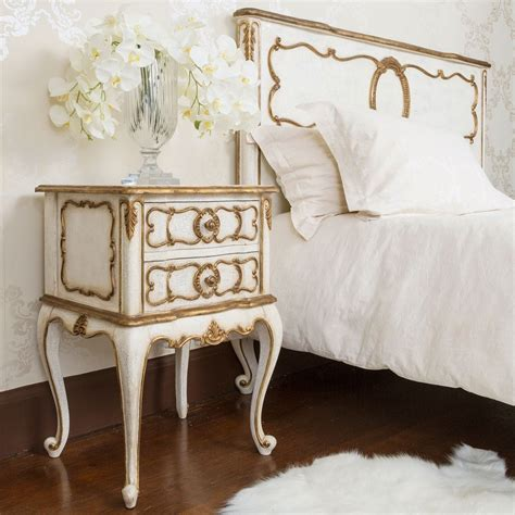 the french bedroom company palais bedside table bedside tables tables french