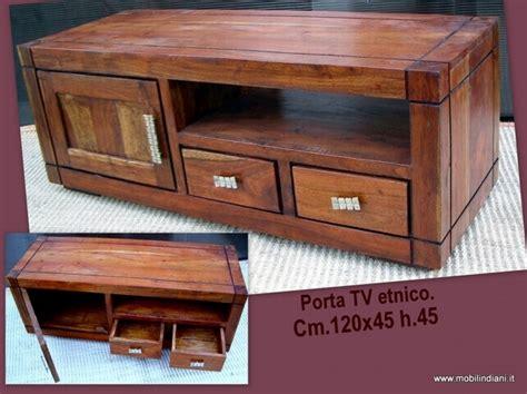 armadi basso costo foto mobile porta tv etnico basso di mobili etnici