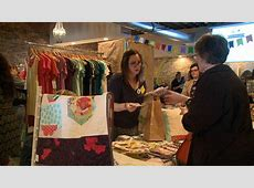 Creative Crafters Sell Spring Goods at the Hip Handmade ... Handmade Market