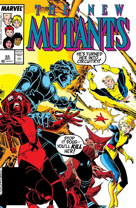 new mutants vol 1 1 new mutants vol 1 53 marvel database fandom powered by