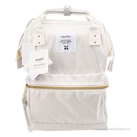 Anello Travel Bag Fr193 anello official white large japan fashion shoulder