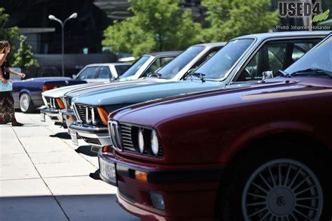 Bmw 3er Reihe Kombi Ausstattungsvarianten by 30 Jahre 3er Bmw Am Bmw Museum M 252 Nchen Used4 Net
