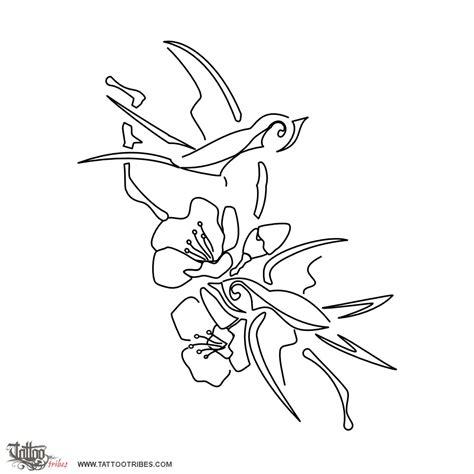 stencil fiori per stencil fiori pictures to pin on tattooskid