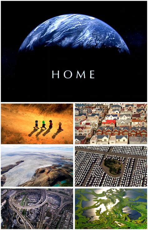home an aerial portrait of our beautiful planet