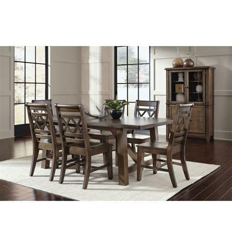 pc canyon xx dining group wood  furniture trinidad tobago