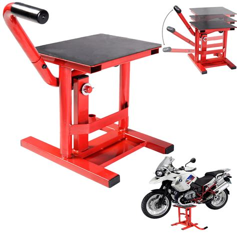 motocross bike lift dirt bike motocross motorcycle lift stand moto x mx