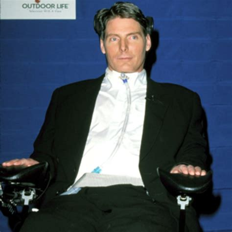 News For Christopher Reeves by Christopher Reeve Who Left Scientology