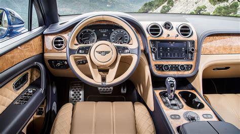 bentayga bentley interior bentley bentayga diesel 2018 review five days with the