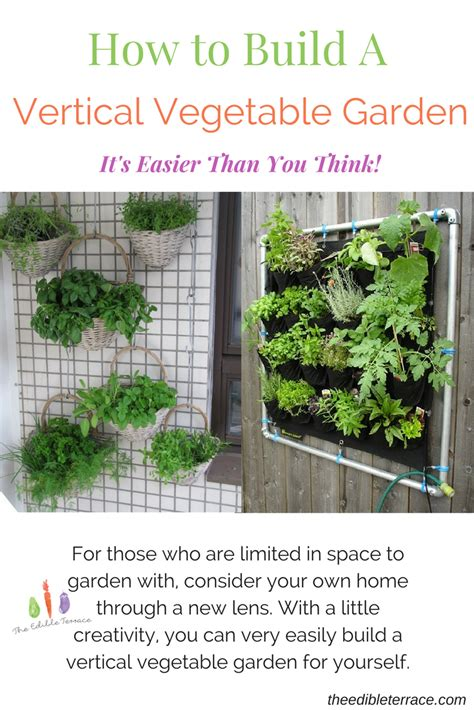 how to build a vertical wall garden how to build a vertical vegetable garden 28 images how