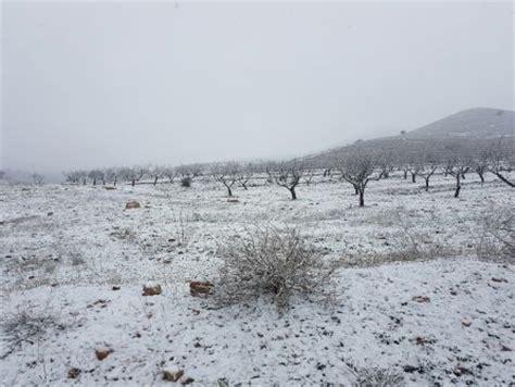 cadenas para nieve zona oeste nevada hist 243 rica en cartagena radio cartagena cadena ser