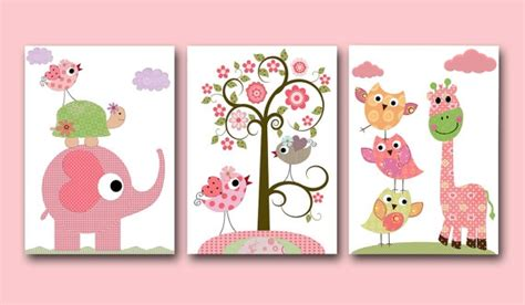 kids room wall decor art for children kids wall art baby girl room decor