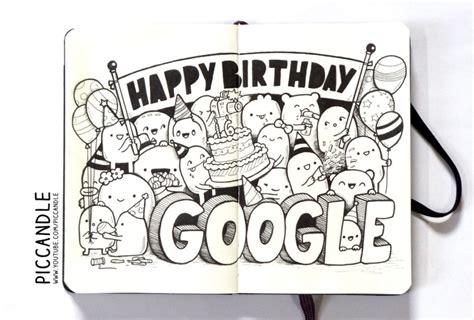 doodle lucu simple 45 contoh cara gambar doodle simple sederhana