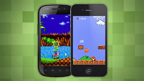 turn android into iphone how to turn your android or iphone into a portable retro arcade