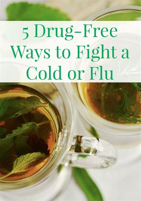 5 Most Effective Ways To Fight Flu by 5 Totally Free Ways To Fight A Cold Or Flu
