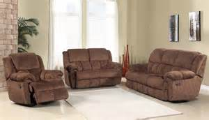 brown fabric reclining sofa plushemisphere