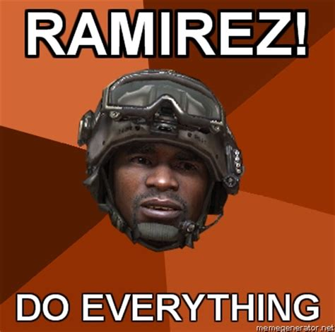 Ramirez Meme - csulb gaming the best video game memes ever