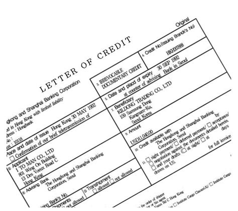 Letter Of Credit Clause In A Contract how to open an lc and what would be the margin needed 183 help in cryptocurrency stock trade