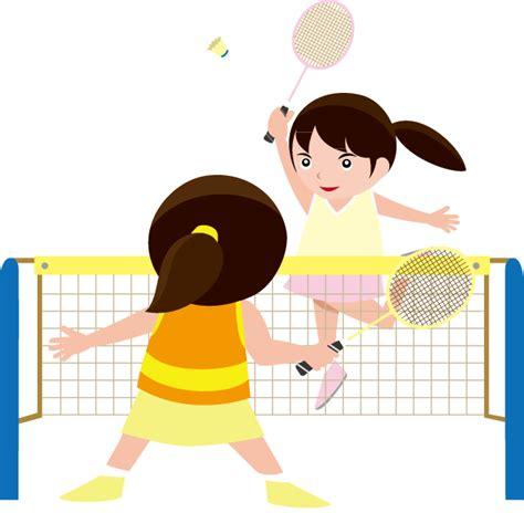 clipart badminton clipart badminton pencil and in color clipart