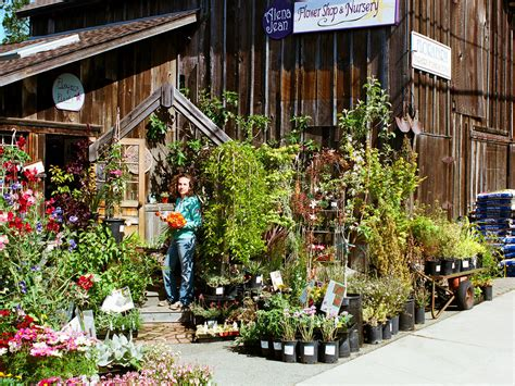 One Perfect Day In Half Moon Bay Sunset Garden Of Flower Shop