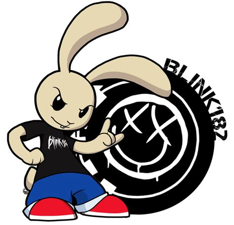 drawing blink 182 logo blink 182 by mewgal on deviantart
