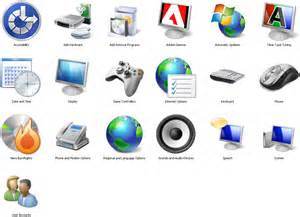 Small Icons Vista Desktop How To Change Panel To Classic View In Windows 7