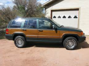 1993 Jeep Grand Wagoneer 1993 Jeep Grand Wagoneer Last Year Only 6378 Built Low