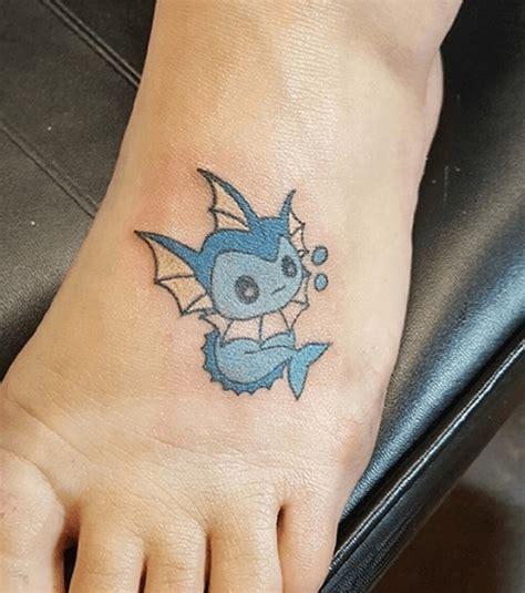 photo tatouages pok 233 mon un petit aquali tout mignon
