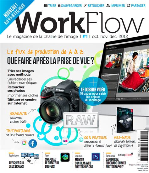 workflow magazine utiliser lightroom 187 archive 187 workflow le nouveau