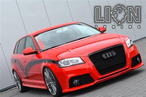 Audi A3 Optik Tuning by Audi A3 Optik Tuning Automobil Bau Auto Systeme