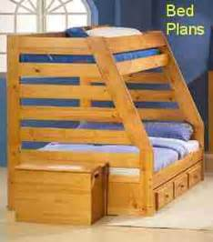 Simple Bunk Bed Plans Simple Bunk Bed Plans Woodideas