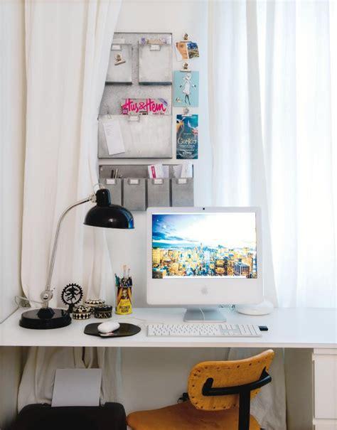 bureau d int駻im sovrum och kontor i ett hus hem