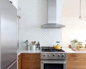hexagon tile kitchen backsplash hexagon tile backsplash houzz