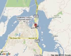 oregon coast casinos map bend oregon
