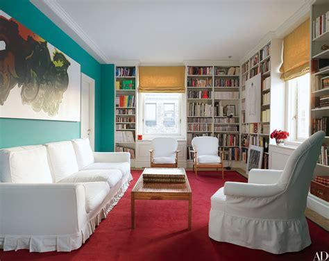 interior decorating ideas  color blocking ideas