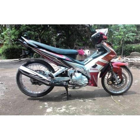 As Tengah Ddi Jupiter Mx Yamaha Motor Bebek Murah jupiter mx bekas tahun 2009 kondisi standar terawat orisinil bonus velg 3 pasang boyolali