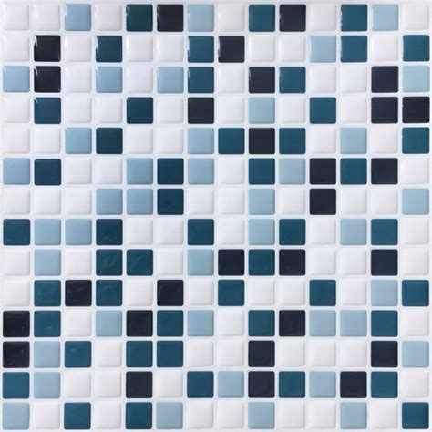 kitchen backsplash stickers 2018 2018 new 3d mosaic wall stickers removable self adhesive modern irregular tile backsplash pet