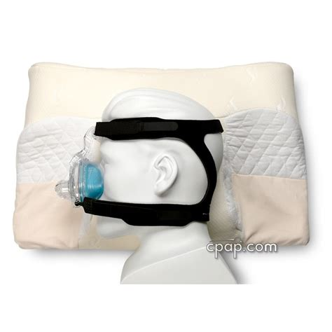 cpap bed pillow cpap com memory foam cpap pillow