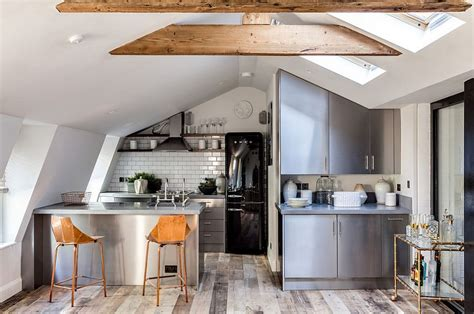 attic kitchen ideas 100 awesome industrial kitchen ideas