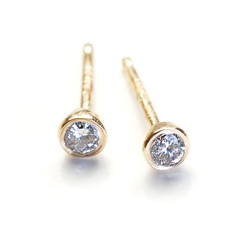 Ohrringe Diamant by Earrings Small Earrings Studs Gold