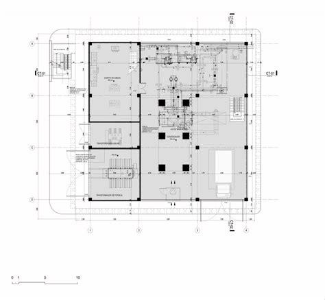 Hearst Tower Floor Plan