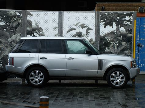 toyota land rover 2005 2005 land rover range rover information and photos