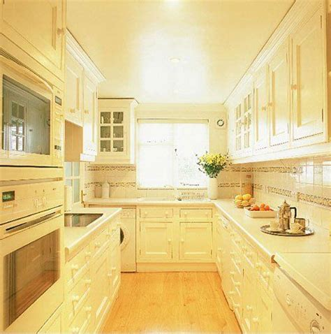 white galley kitchen ideas on choosing a closed kitchen closed kitchen galley