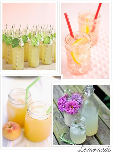 non alcoholic drinks at your summer wedding breeds