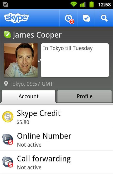 calls for android skype 2 1 for android adds calls support on more smartphones